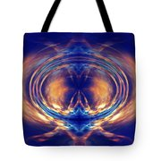 Fire Spin 1 Tote Bag