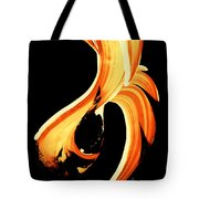 Fire Water 260 By Sharon Cummings Tote Bag