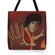 Firebending Tote Bag