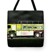 Firefighters Christmas 2 Tote Bag