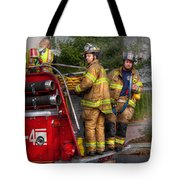 Firefighting - Only You Can Prevent Fires Tote Bag