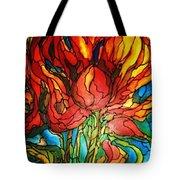 Fireflower Tote Bag