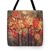 Fireflowers Tote Bag