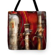 Fireman - Fighting Fires  Tote Bag