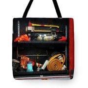 Fireman - Fire Fighting Supplies Tote Bag