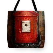 Fireman - The Fire Box Tote Bag