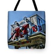 Fireman - The Fireman's Ladder Tote Bag