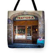 Firenze Trattoria Tote Bag