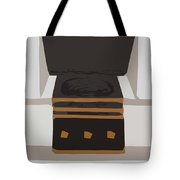 Fireside Without You Tote Bag
