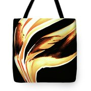Firewater 2 - Buy Orange Fire Art Prints Tote Bag