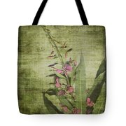 Fireweed - Featured In 'comfortable Art' Group Tote Bag