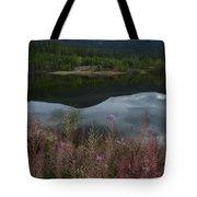 Fireweed Number 7 Tote Bag