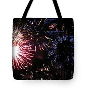 Firework - Saint Denis - Ile De La Reunion - Reunin Island - Indian Ocean Tote Bag