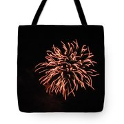 Fireworks 2 Tote Bag by Scott Angus