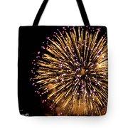 Fireworks 2014  10 Tote Bag