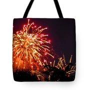 Fireworks 2014  4 Tote Bag