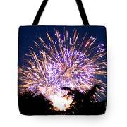 Fireworks 2014  6 Tote Bag