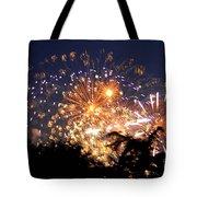 Fireworks 2014  7 Tote Bag