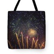 Fireworks-3027 Tote Bag
