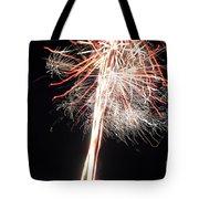 Fireworks 45 Tote Bag