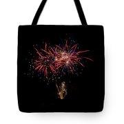 Fireworks 52 Tote Bag