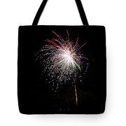 Fireworks 53 Tote Bag