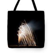 Fireworks 8 Tote Bag