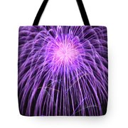 Fireworks At Night 2 Tote Bag
