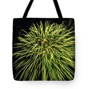 Fireworks At Night 8 Tote Bag