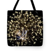 Fireworks Bursts Colors And Shapes 4 Tote Bag