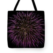 Fireworks Bursts Colors And Shapes 5 Tote Bag