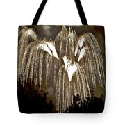 Fireworks Bursts Colors And Shapes 6 Tote Bag