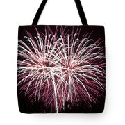 Fireworks Bursts Colors And Shapes 7 Tote Bag