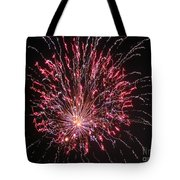 Fireworks For All Tote Bag