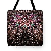 Fireworks Phoenix Tote Bag