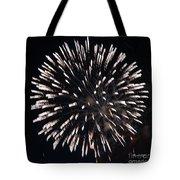 Fireworks Series X Tote Bag
