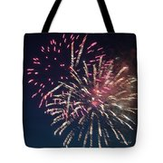 Fireworks Series Xiii Tote Bag