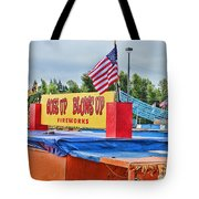 Fireworks Stand Tote Bag