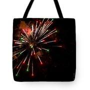 Fireworks2 Tote Bag