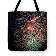 Fireworks6504 Tote Bag