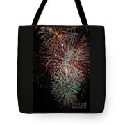 Fireworks6506 Tote Bag
