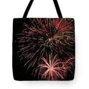 Fireworks6525 Tote Bag