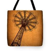 Firey Inspiration Tote Bag by Evelina Kremsdorf