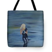 Firmly Grounded - Cindy Bradley Tote Bag