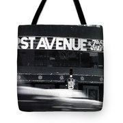 First Avenue Tote Bag