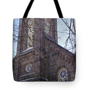 First Baptist Church Tote Bag