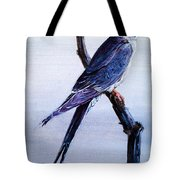 First Bird Painting Tote Bag