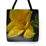 First Bloom - Lily Tote Bag