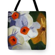 First Blooms Tote Bag