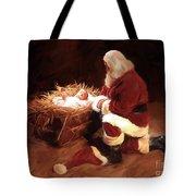 First Christmas Tote Bag